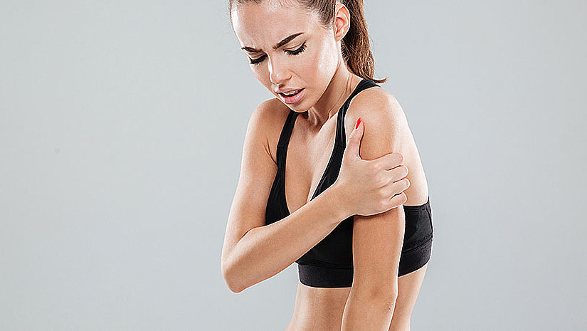 Dealing with tennis elbow